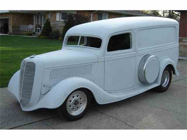 1937 Ford Sedan Delivery | 328174