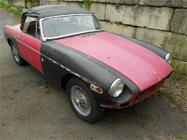 1966 MG MGB | 333793