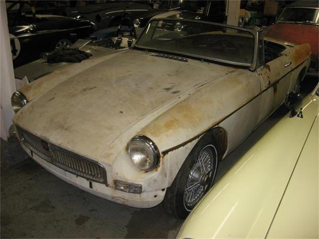 1967 MG MGB | 333809