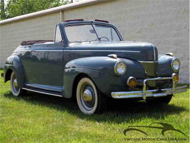 1941 Ford Super Deluxe | 334231