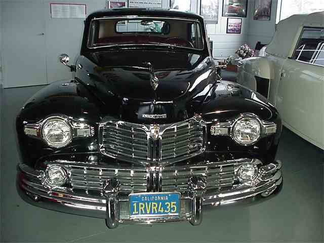 1948 Lincoln Continental | 335624