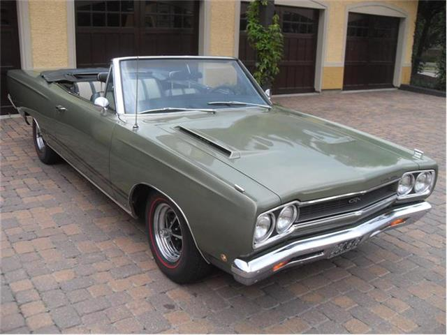 1968 Plymouth GTX | 335702