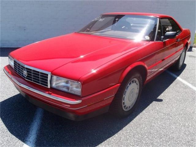 1989 Cadillac Allante | 342305
