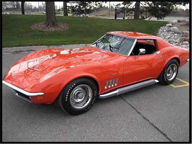 1969 Chevrolet Corvette | 342545