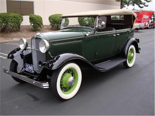 1932 Ford Model 18 | 344384