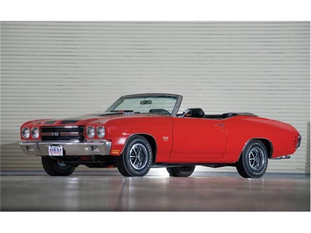 1970 Chevrolet Chevelle SS | 345175