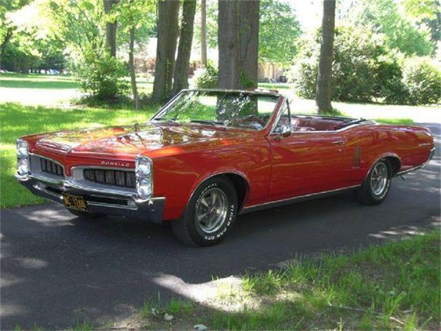 1967 Pontiac LeMans | 346452