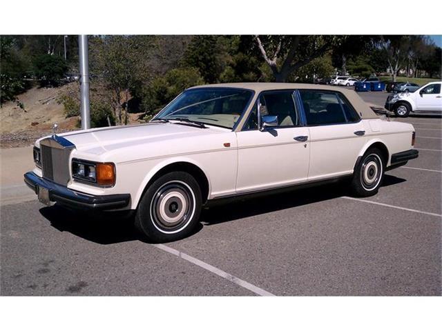 1987 Rolls-Royce Silver Spur | 346474