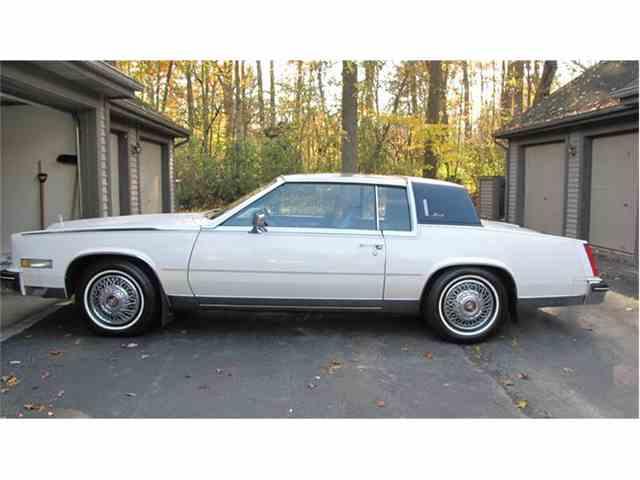 1984 Cadillac Eldorado Biarritz | 347327