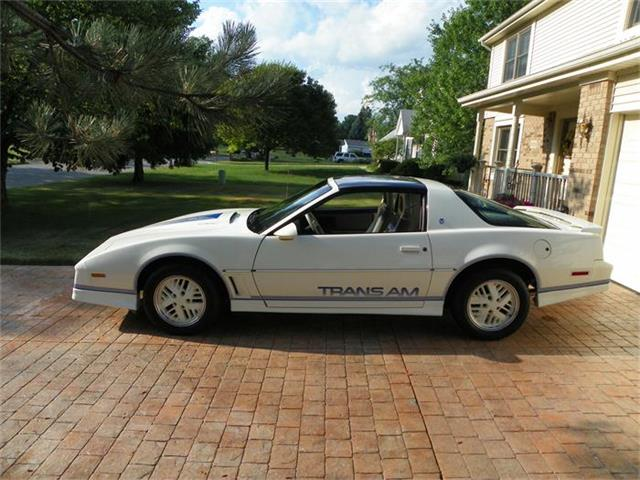 1984 Pontiac Firebird Trans Am | 347961