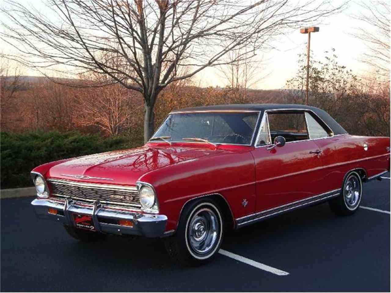 Large Picture of '66 Nova - 7GKB