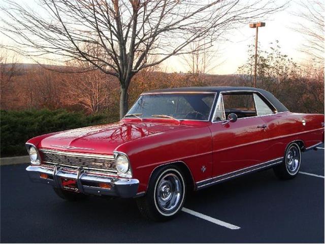 1966 Chevrolet Nova | 348059