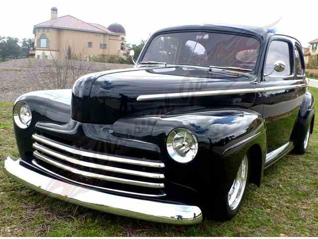 1947 FORD SUPER DELUXE TUDOR | 352279
