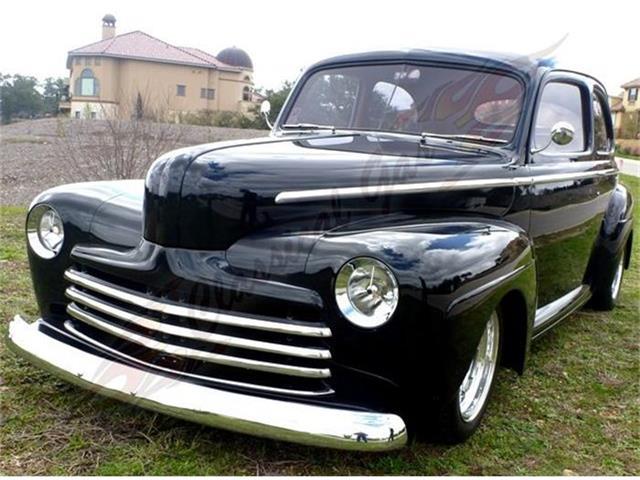 1947 Ford Tudor   352279