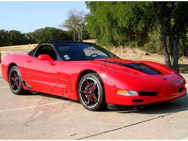 2002 Chevrolet Corvette | 352378
