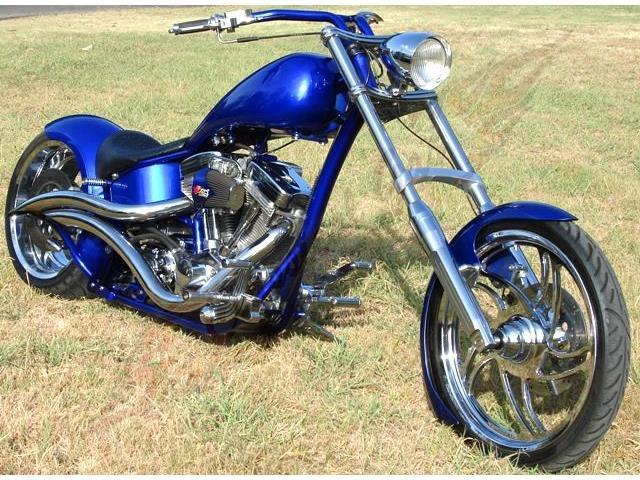 2003 Custom Motorcycle | 352386