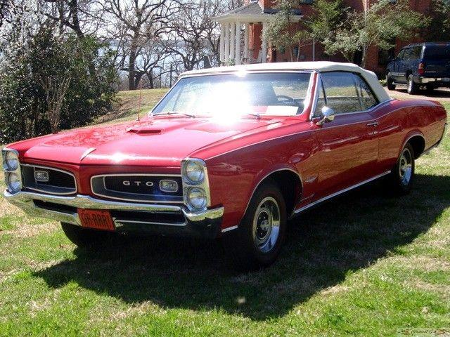 1966 Pontiac GTO | 352417