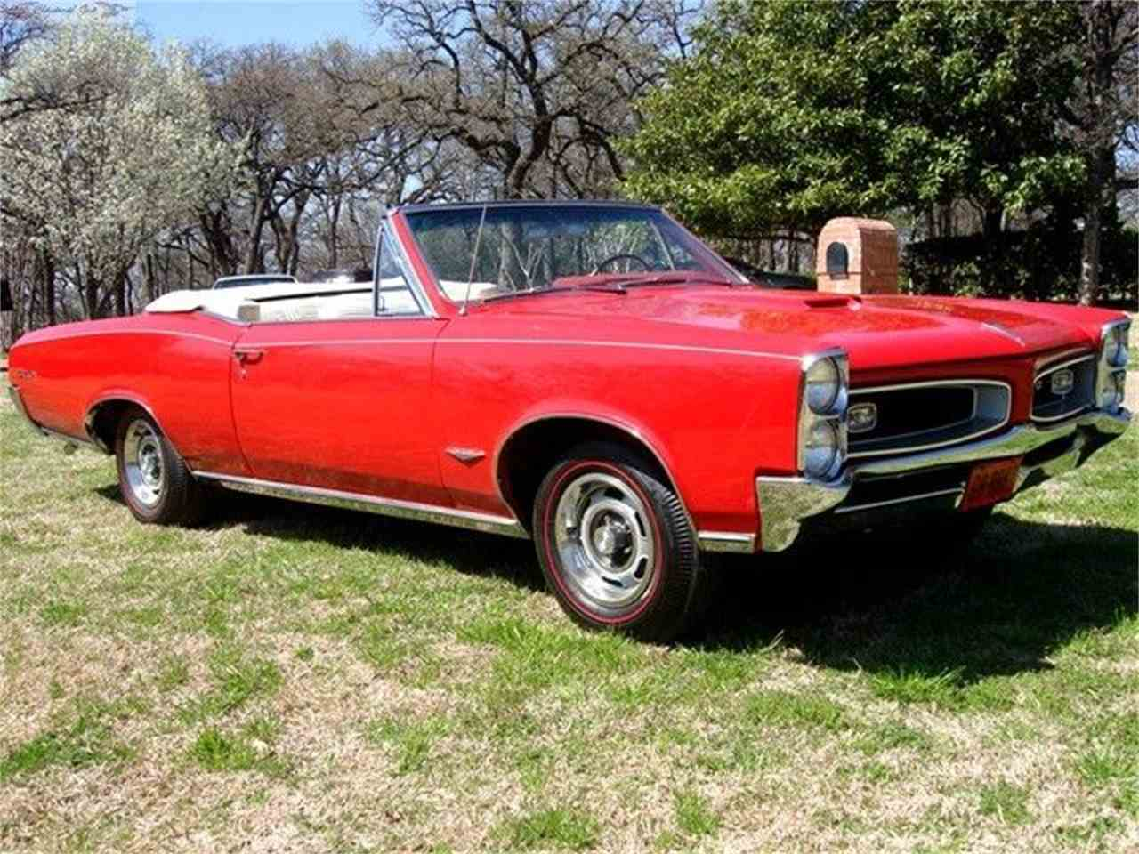 Large Picture of '66 GTO - 7JXD