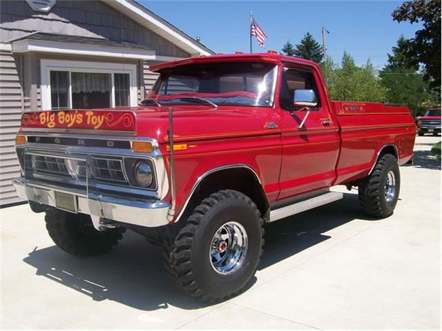1977 Ford F150 | 352537