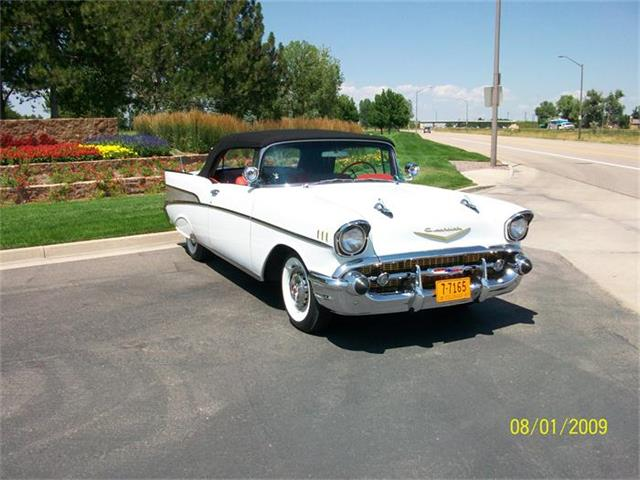 1957 Chevrolet Bel Air | 357071