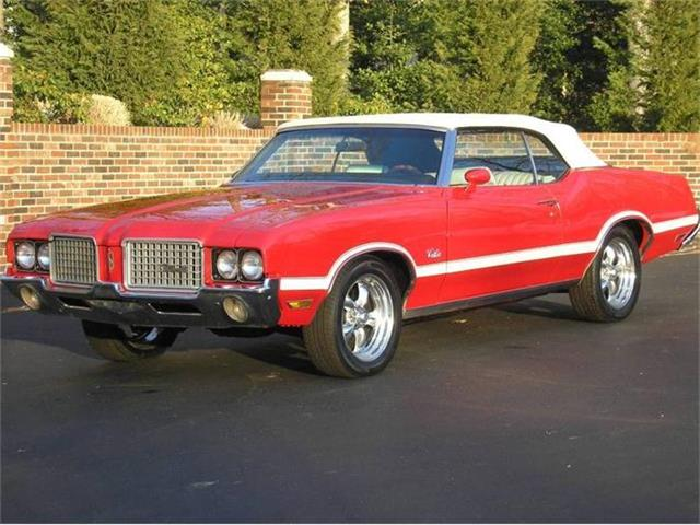 1972 Oldsmobile Cutlass | 363288