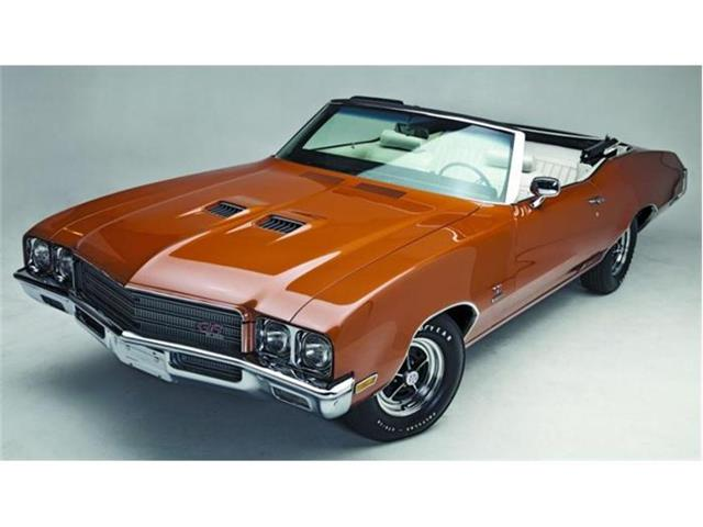 1971 Buick Gran Sport | 363388