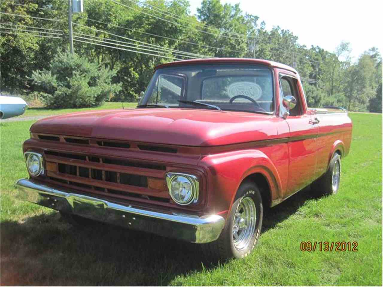 Large Picture of '61 1/2 Ton Pickup - 7TCF