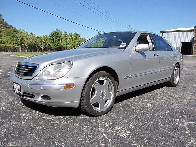 2001 Mercedes-Benz S-Class | 365571