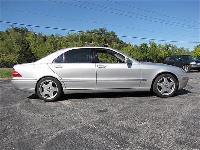2001 Mercedes-Benz S-Class   365571