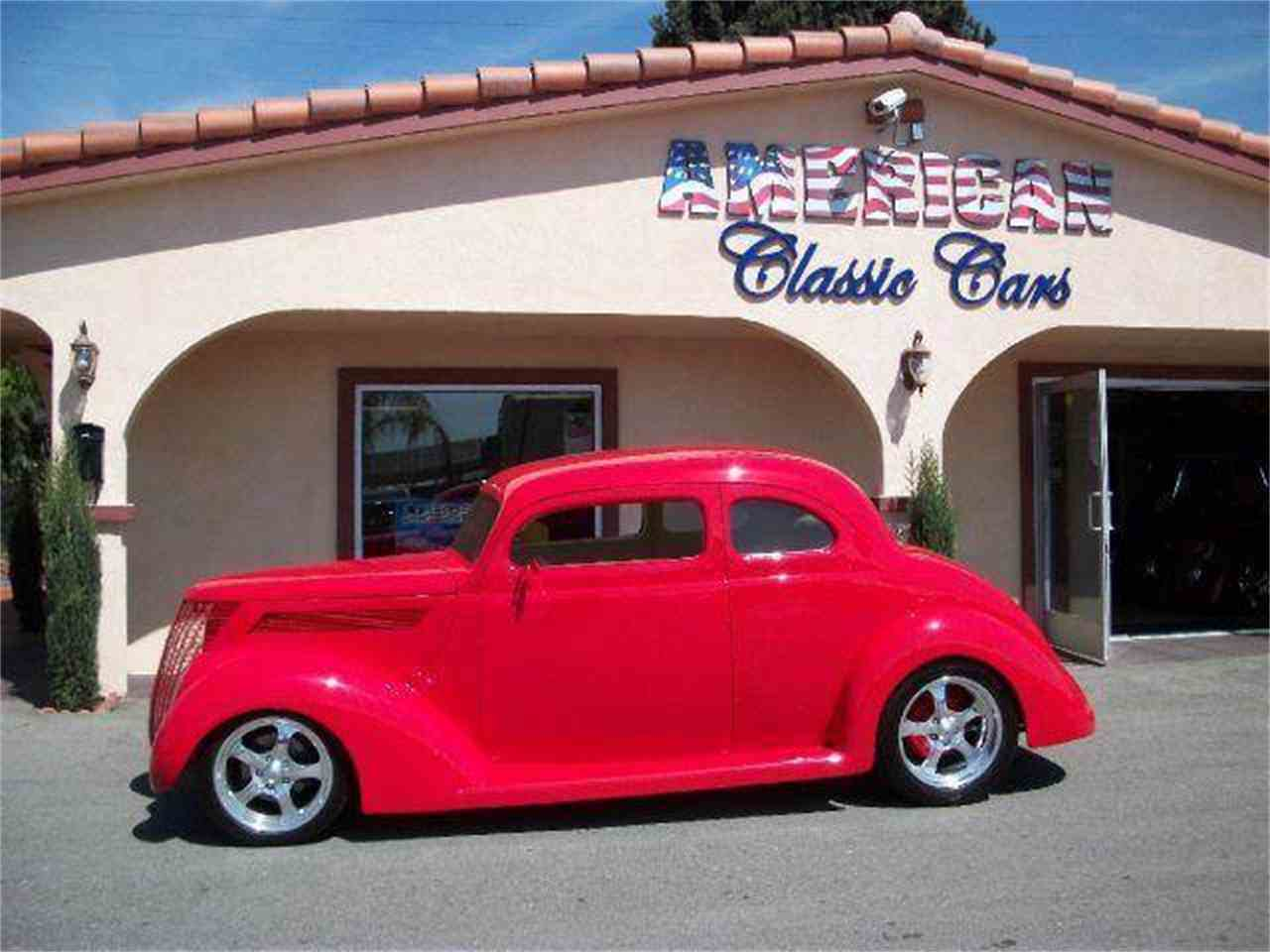 1937 Ford Club Coupe for Sale - CC-366038