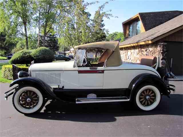 1926 Chrysler G-70 Roadster | 360713