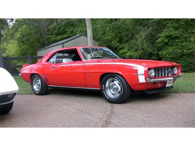1969 Chevrolet Camaro | 369764