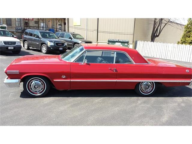 1963 Chevrolet Impala SS | 372357