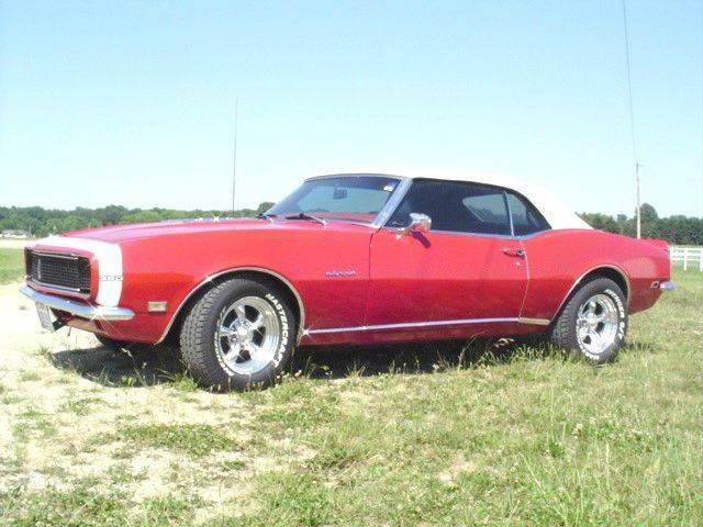 1968 Chevrolet Camaro | 372797