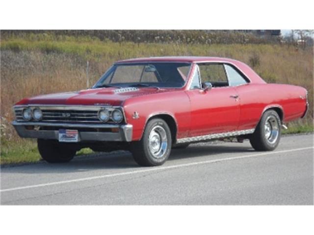 1967 Chevrolet Chevelle | 372990