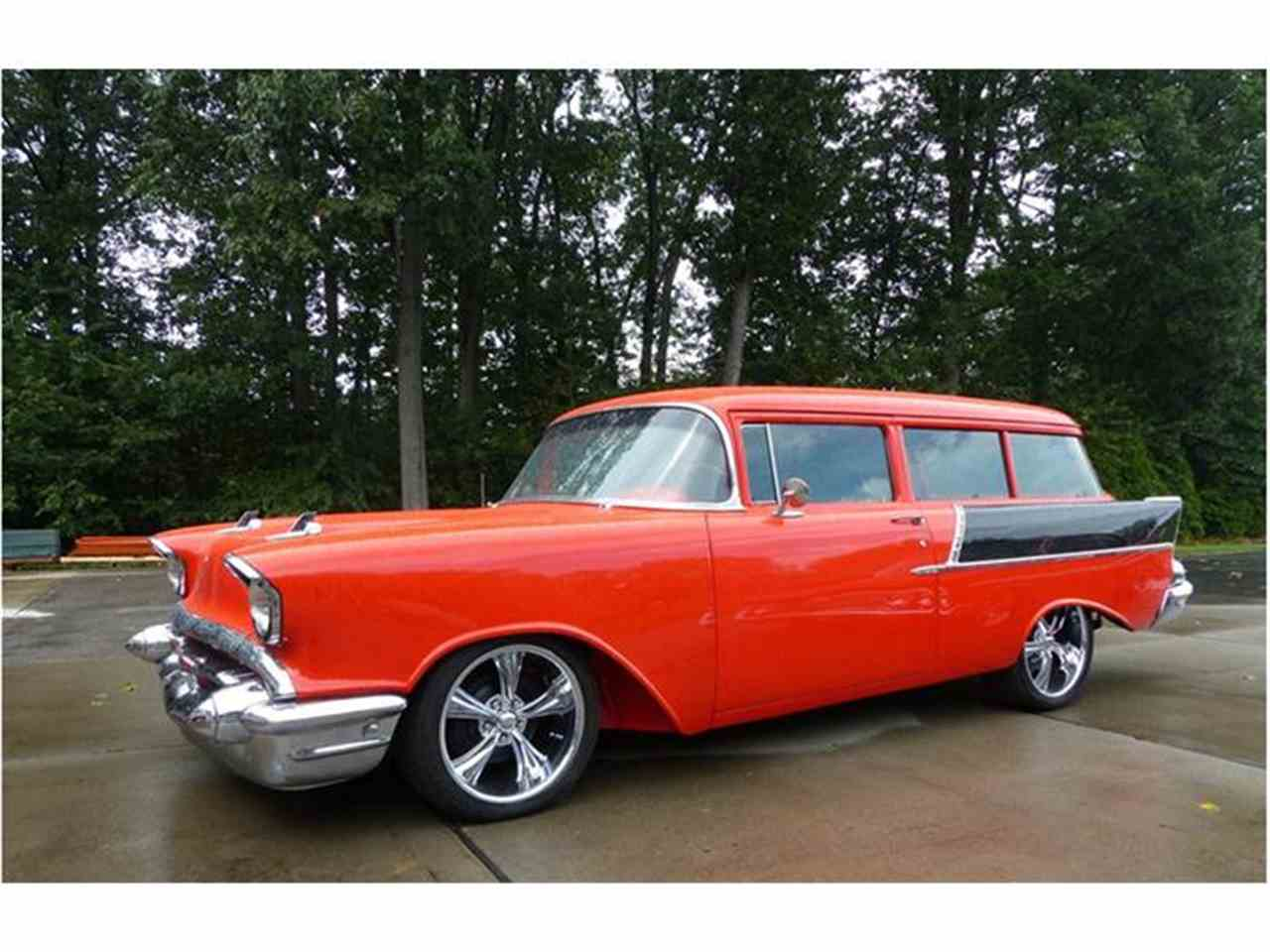 Large Picture of 1957 Chevrolet 150 Offered by Bantam City Rods - 8047