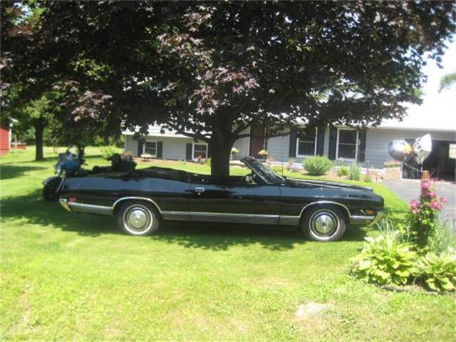 1971 Ford Convertible | 373831
