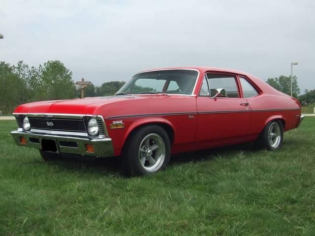 1972 Chevrolet Nova | 375772