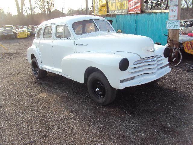 1947 Chevrolet 4-Dr Sedan | 381425
