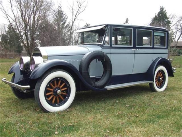 1927 Pierce-Arrow 36 | 381477