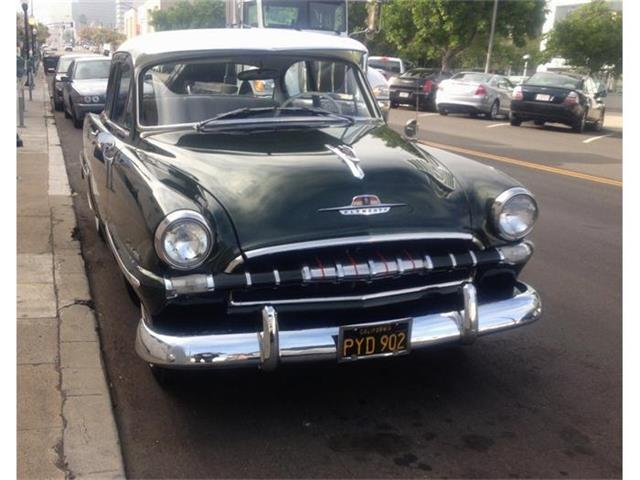 1953 Plymouth Cranbrook | 382256