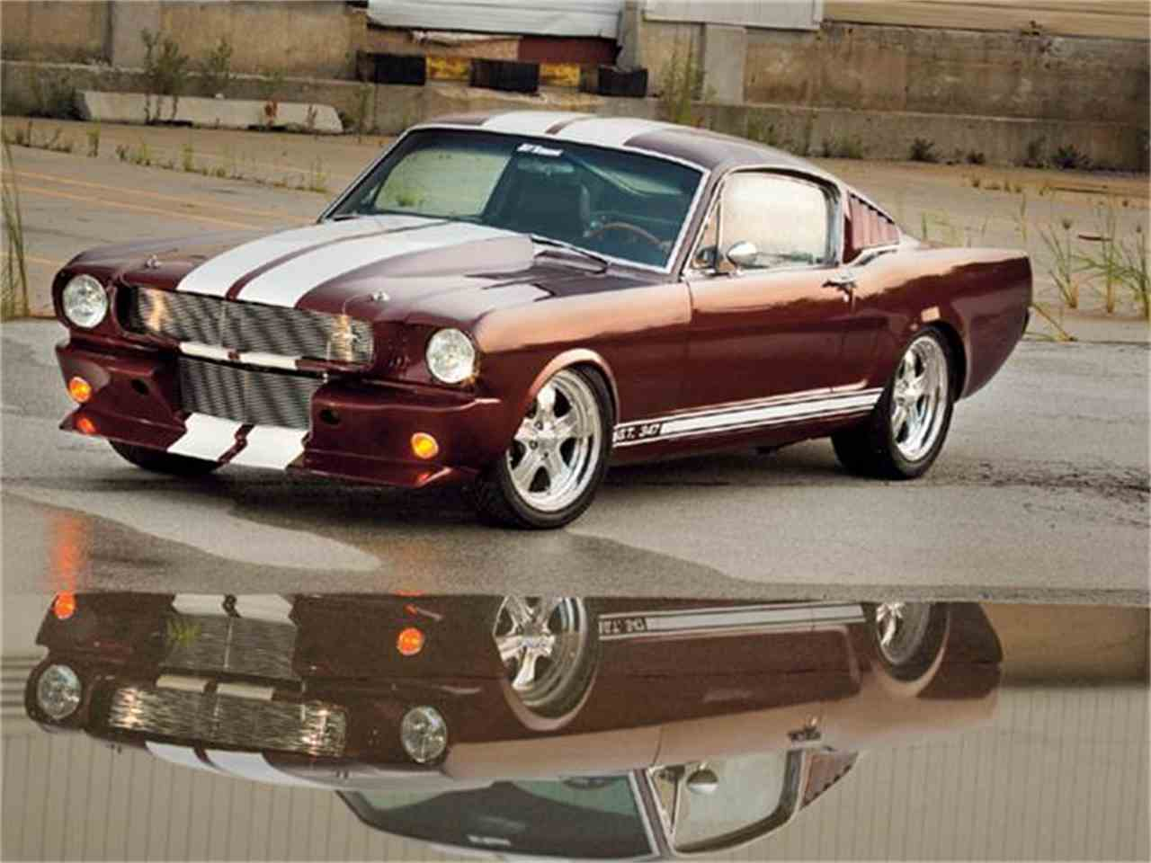 Large Picture of '65 Mustang - 85L2