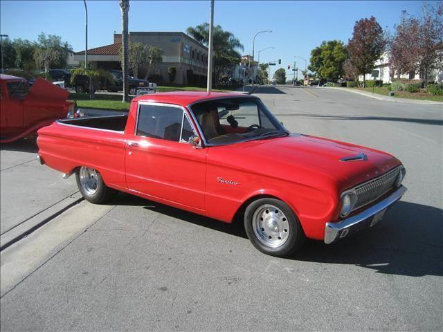 1962 Ford Ranchero | 385084