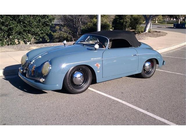 1957 Porsche Speedster | 386873