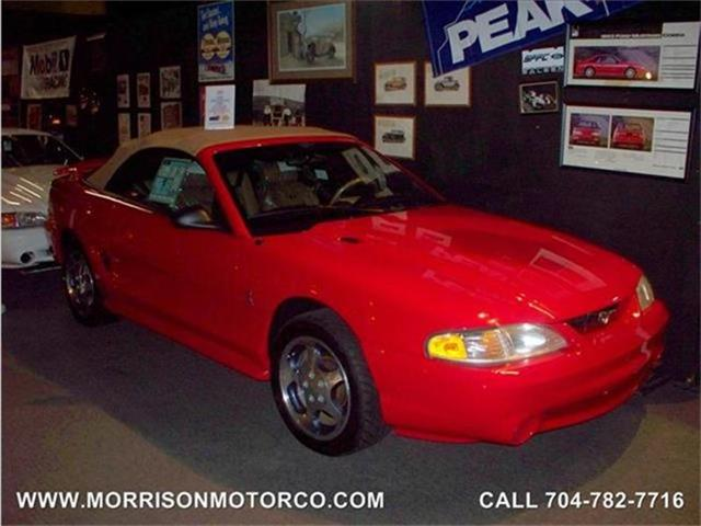 1994 Ford Mustang | 386998