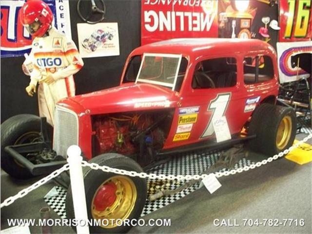 1933 Ford Tudor Modify Dirt Track Car | 387011