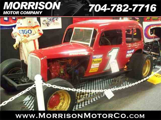 1933 Ford Tudor Modify Dirt Track Car | 387011
