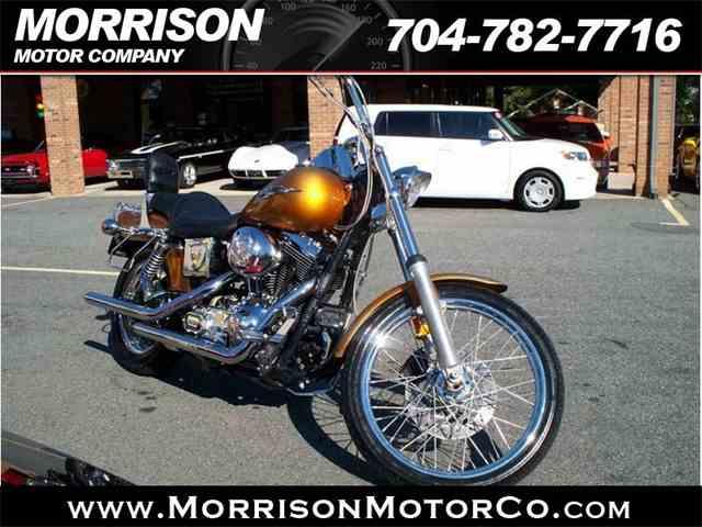 2001 Harley-Davidson FXDWG Wideglide | 387078
