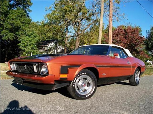 1973 Ford Mustang | 387099