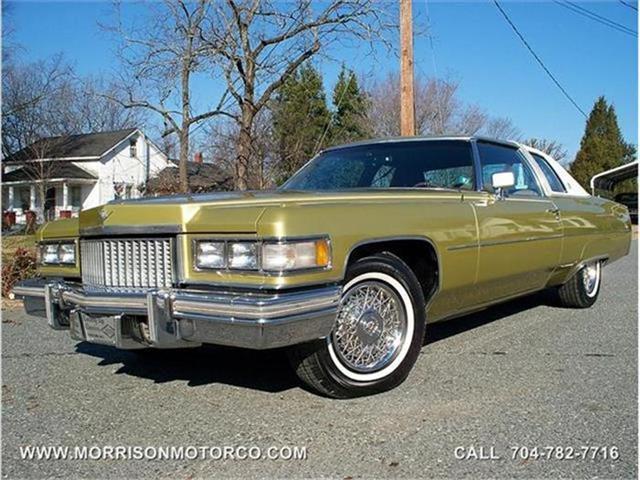 1975 Cadillac Calais | 387124